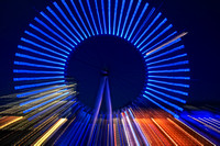 London Eye Zoom Burst